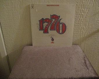 1776 - Original Sound Track Recording - Vintage album in Still Sealed Condition