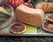 Oatmeal Stout  Soap Handmade Cold Process Soap Bar Gift