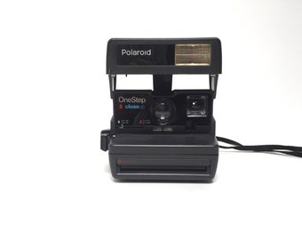polaroid OneStep 600 Flash camera light managment system 90s works perfectly