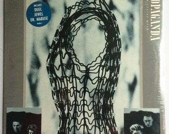 SEALED PROPAGANDA Secret Wish lp 1985 Original Vinyl Record Album MINT