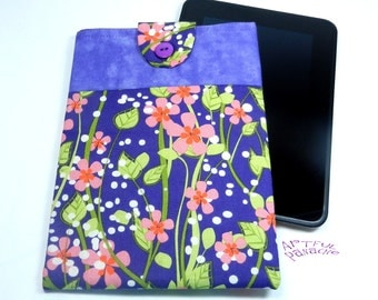 Kindle cover, Kindle case, Nook cover, iPad mini cover, Kobo cover, ereader case, tablet cover, sleeve, envelope, pouch #322