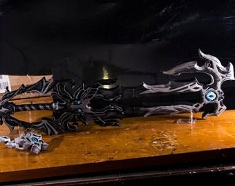 Master Xenahort's Keyblade  (Kingdom Hearts)