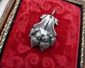 Antique French Lion Paw Amulet, Talisman for the LionHearted, by RusticGypsyCreations