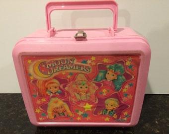 Vintage Moon Dreamers Lunchbox