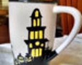 Halloween Travel Mug Just for Peggy