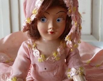 Vintage Boudior Doll