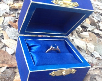 Star Trek Ring Box Next Generation Ring Box Star Trek