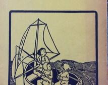 1927 Child Verses by Eugene Field, BOOK, Naughty Doll, Fairy Child, Duel, Straw Parlor, Wynken, Blynken Nod, Sugar Plum Tree, Dinkey Bird,