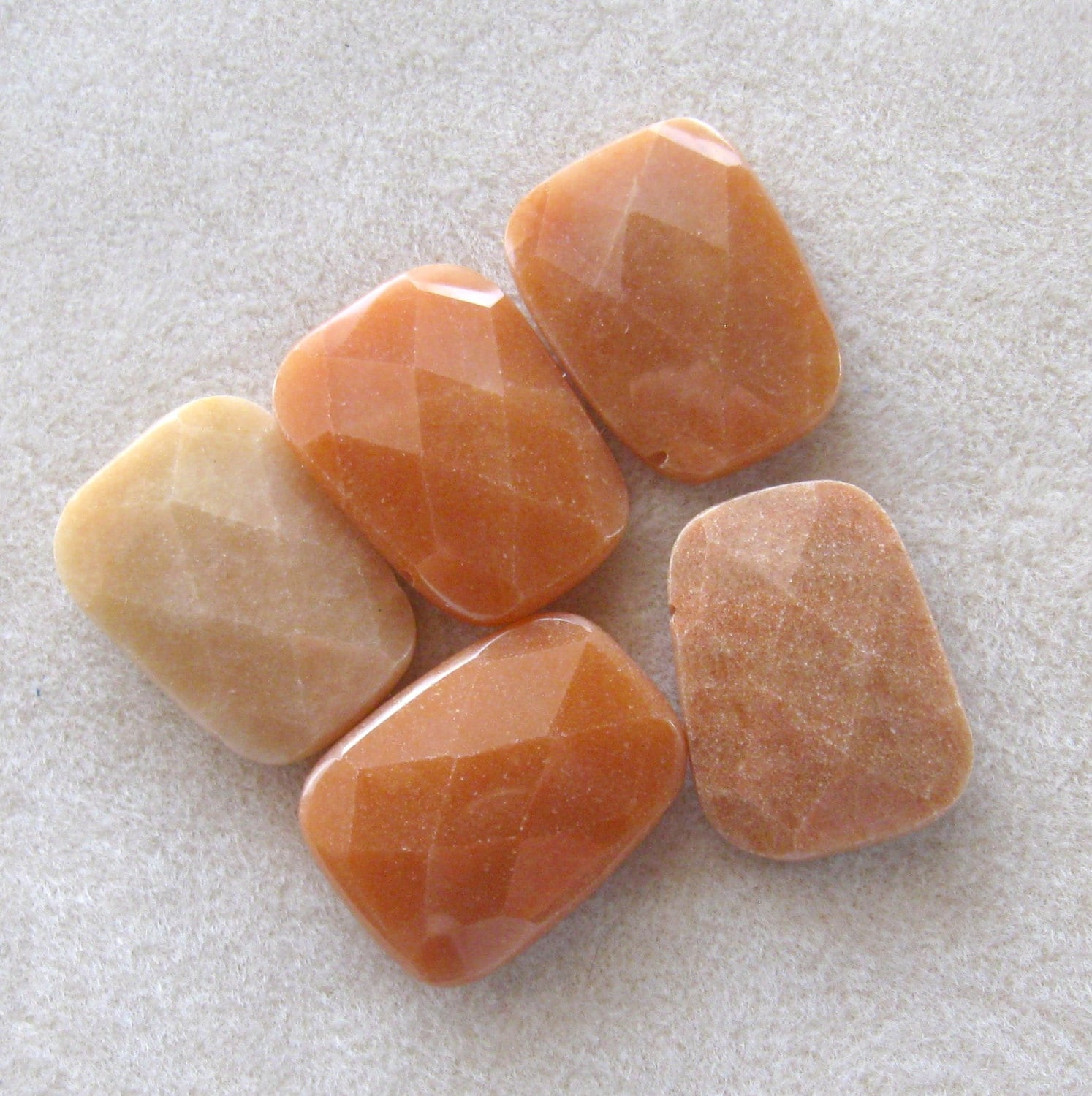 how to use orange aventurine