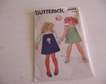butterick # 3597 size 6 pattern