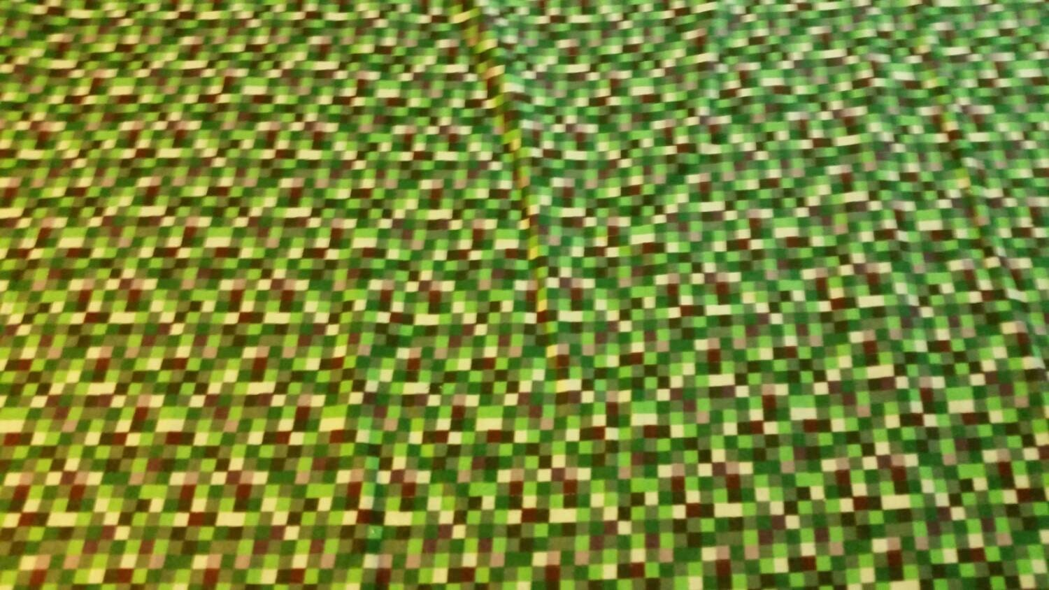 Minecraft inspired fabric 16 bit cotton flannel bty for Minecraft fabric by the yard
