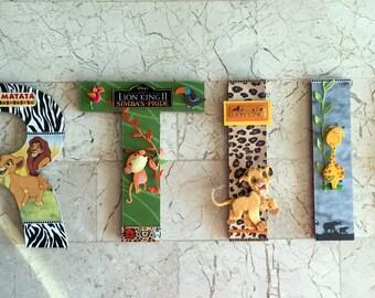 Lion King Nursery Etsy