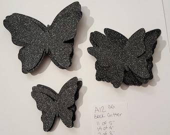 3D Paper Butterfly, Wall Art, 3D Butterflies, Nursery Wall Art, Butterfly Decal, READY to SHIP, Butterfly Nursery, Dorm Decor, Baby Decor