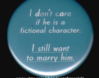 Fictional Marriage Button