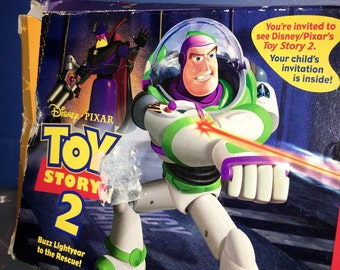 Nin 64 nintendo 64 Disney toy story 2 video game buzz lightyear