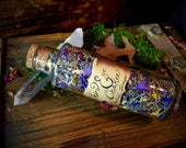 Third Eye Chakra- Herbal Incense- Intuition, Knowledge, Creativity, Truth