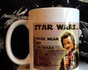 Star Wars Bill Murray Nick Winters Mug