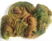 "Cashmere Lace Yarn. ""Like Corn That Springeth Green"""