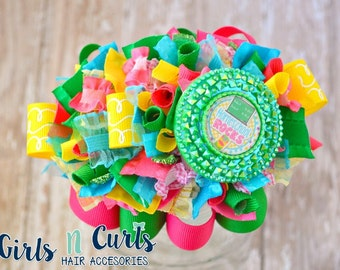Ready To Ship Homeschool Rocks Funky Boutique Bow Back To School