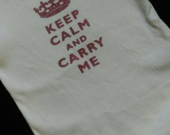 Keep calm and carry me one piece
