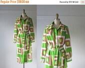 SALE vintage dress / wrap dress / Palm Springs