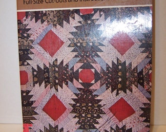 Traditional Patchwork Patterns softcover quilting instruction book