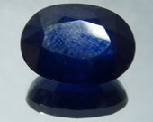 SPECIAL -> SAPPHIRE (26033)  Blue Sapphire 10 x 8mm Oval  - Madagascar - Faceted