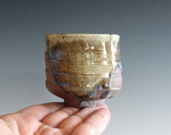 DISCOUNTED Yunomi, Tea Cup, handmade ceramic tea cup, pottery cup, wheel thrown, ceramics and pottery, cup by Kazem Arshi