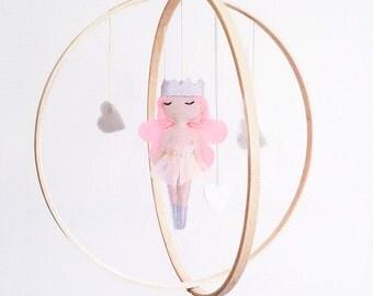 Fairy Orb Mobile (custom)