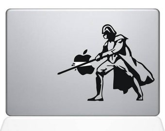 Darth Vader, star wars, MacBook decal, laptop Starwars, Darth Vader laptop,