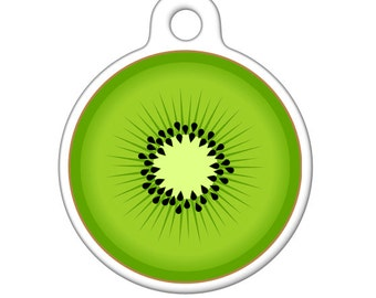 Pet ID Tag - Kiwi Pet Tag, Dog Tag, Cat Tag