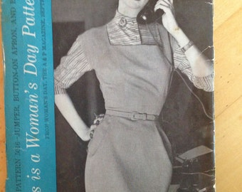 Woman's Day Pattern 5016