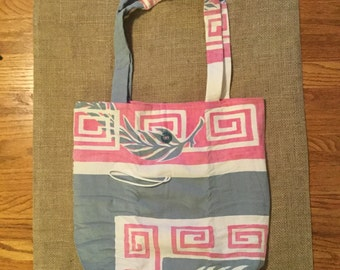Roll-up market tote
