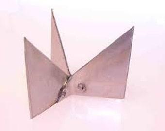 "TPT-3 LARGER Three Point Trivet - 2 3/4"" d  X 2  1/2"" h"