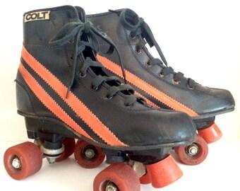 Vintage Colt Brookfield Rollerskates