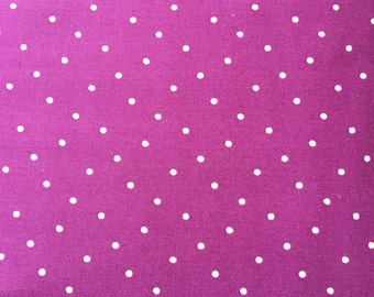 Iris, Polka dot collection from Dear Stella Fabrics, 1/2 yd