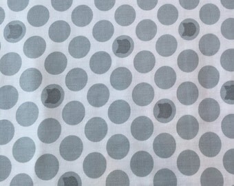 Cats, Little Prints Collection for Robert Kaufman, double gauze  1/2 yard