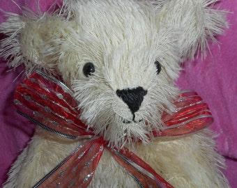 TEDDY BEAR HANDCRAFTED Mohair