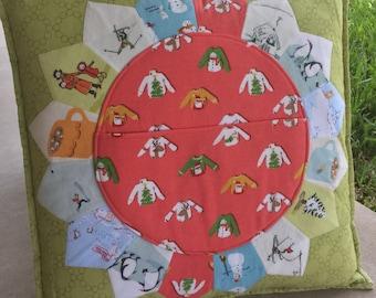 Child's Christmas Surprise Pillow