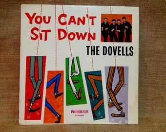 The Dovells - You Can't Sit Down - 1963 Vintage Vinyl Record Album