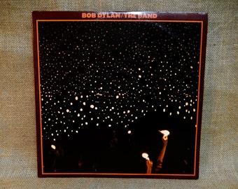 Bob Dylan/The Band - 1974 Vintage Vinyl 2 lp Gatefold Record Album