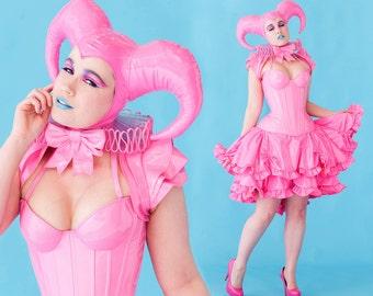 Shrug Pink PVC M from Artifice (photoshoot sample)