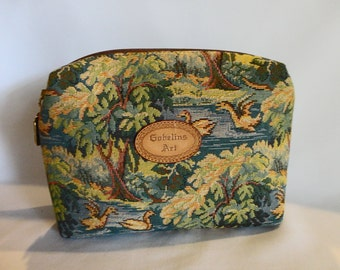 Tapastry Clutch Bag by Gobelins Art
