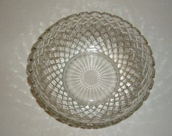 Large Berry or Serving Bowl, Waterford