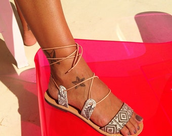 The Aphrodite Sandal
