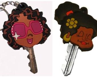 Star & Sweet Cute Key Covers / Key Caps