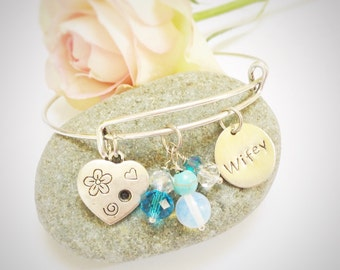 """Trouver """"gift for wife"""" dans Bijoux"""
