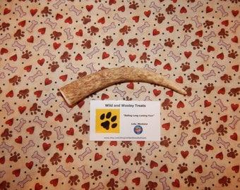 "Medium Elk Antler Dog Chew ""Made in Montana"" (Lot 210)"