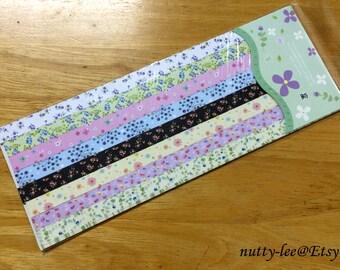 Star Origami Stripe Paper ~ Flower