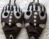Tribal Mud Masks #4